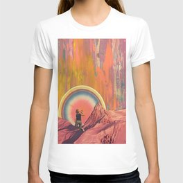 Pulling The Cosmic Tooth T-shirt