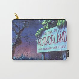 One Day at Horrorland Carry-All Pouch