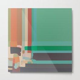 Abstract Painting No. 12 Metal Print