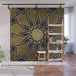 Islamic Pattern - Islamic Ornament - Arabian Pattern Wall Mural
