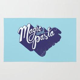 Life: Magic & Pasta Rug