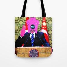 Erd Tote Bag