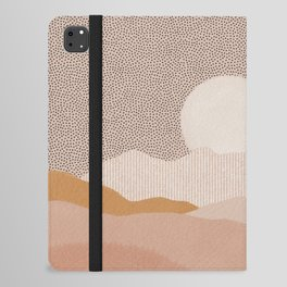 Rose Mountains iPad Folio Case