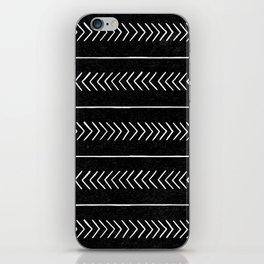 Tribal 02 - Black iPhone Skin