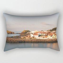 Sao Roque, Azores Rectangular Pillow