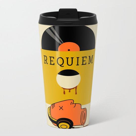 requiem Metal Travel Mug