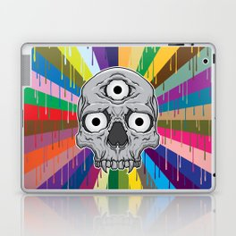 3 Eyed Jackass Laptop & iPad Skin