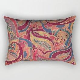 Paisley pattern Rectangular Pillow