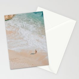seashore / lagos, portugal Stationery Cards