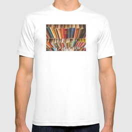 The Colorful Library T-shirt