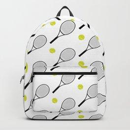 Tennis Pattern 1 Backpack