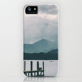 Derwentwater, Keswick, Lake District iPhone Case
