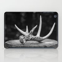 antler iPad Cases featuring Antler by Danielle Fedorshik