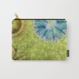 Empurples Mental Picture Flower  ID:16165-094016-44020 Carry-All Pouch