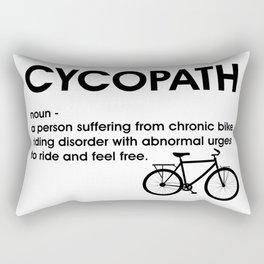 cycopath Rectangular Pillow