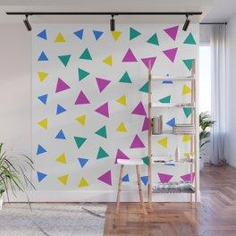 Triangle Shape Wall Mural