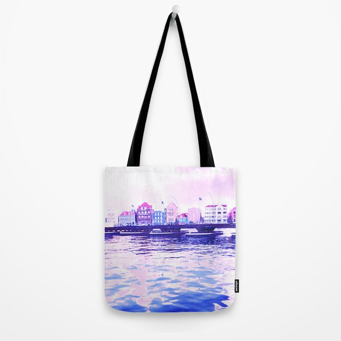 Dazed Over Water Tote Bag