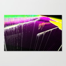 Wav3d Canvas Print