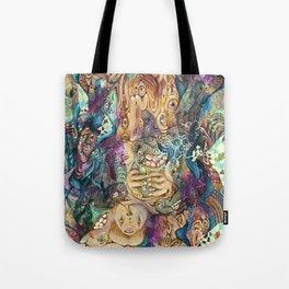 TREEPY FLEEP Tote Bag