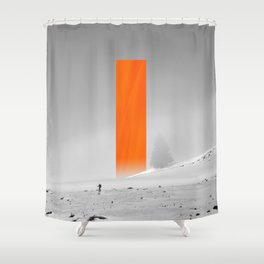 J/26 Shower Curtain
