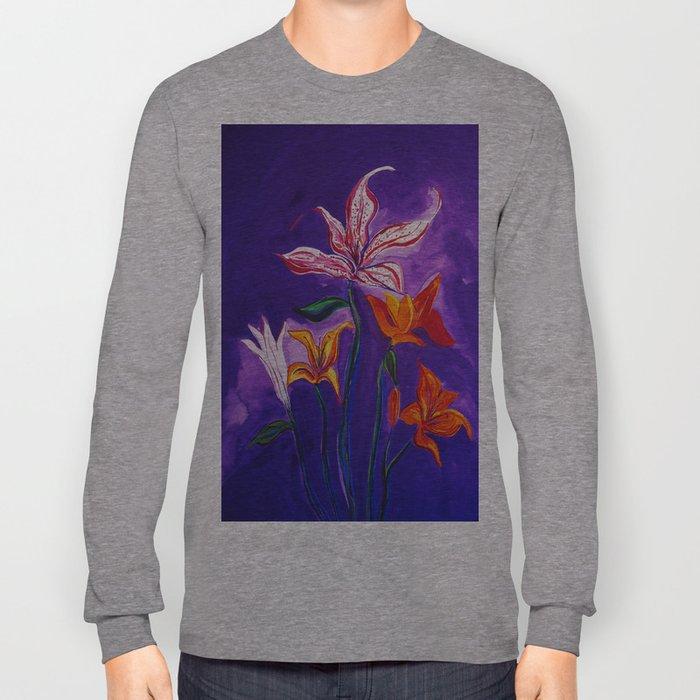 Heartland Summer Lily Long Sleeve T-shirt