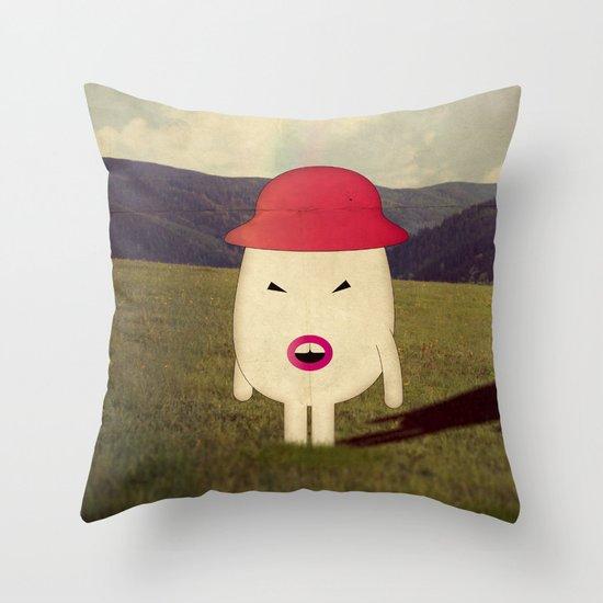 p i n c o Throw Pillow