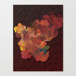 Glühwolke – Glow Cloud Canvas Print