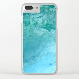 Bahama Bank Clear iPhone Case