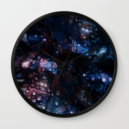 Abstract Feelings Wall Clock