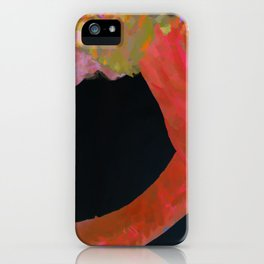 landscape collage #27 iPhone Case
