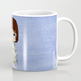 A Boy - Captain Future aka Capitaine Flam Coffee Mug