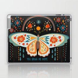 You bring me hope Laptop & iPad Skin