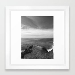Iphone Untitled 5 Framed Art Print
