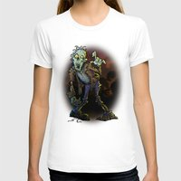 zombie T-shirts featuring ZOMBIE! by Billy Allison