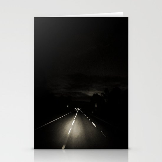 The Long Road Home Stationery Cards