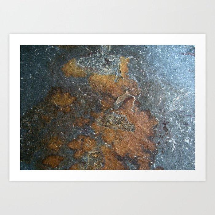 Stone 448  Art Print