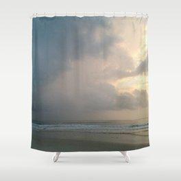 Rainy Sunshine Shower Curtain
