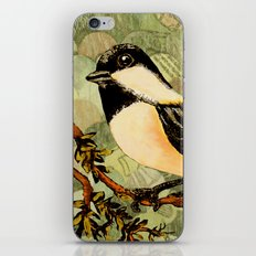 Winged Messenger iPhone & iPod Skin
