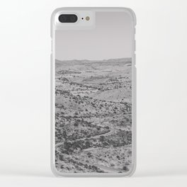The Lost Highway IV Clear iPhone Case