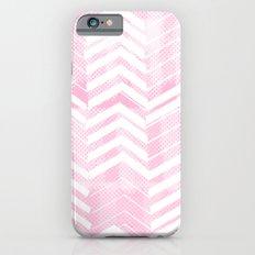 Pretty in Pink Chevron iPhone 6s Slim Case