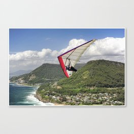 free as a Bird  Canvas Print