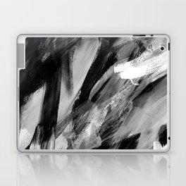 Abstract Artwork Greyscale #1 Laptop & iPad Skin