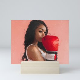 Georgia Peach Mini Art Print