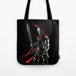 Spartan 300 Tote Bag