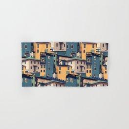 Night Castles (Pattern) Hand & Bath Towel