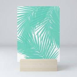 Palms Seafoam Mini Art Print