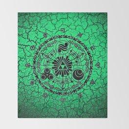 Zelda Triforce Throw Blanket