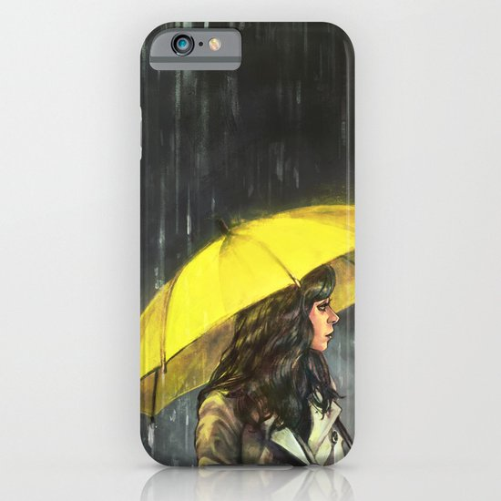 All Upon the Downtown Train iPhone & iPod Case