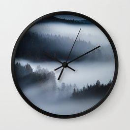 Morning Prelude Wall Clock