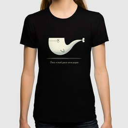 Pipe Whale T-shirt